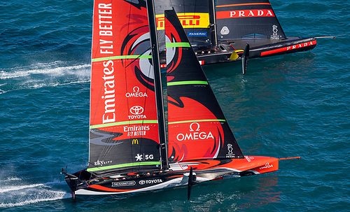 After almost four years, it is finally time for the 36th America's Cup