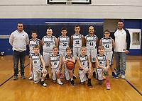 Basketball 6th Grade Boys 12/6/19