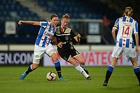 VOETBAL: HEERENVEEN: 12-10-2018, Abe Lenstra Stadion, SC Heerenveen - AJAX Vrouwenvoetbal, uitslag 1-1, Fenna Kalma, ©foto Martin de Jong