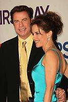 John Travolta & Kelly Preston, 7-16-07 Photo By John Barrett/PHOTOlink