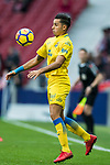 David Simon of UD Las Palmas during the La Liga 2017-18 match between Atletico de Madrid and UD Las Palmas at Wanda Metropolitano on January 28 2018 in Madrid, Spain. Photo by Diego Souto / Power Sport Images