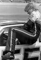 Phil Parsons  Pepsi Firecracker 400 at Daytona International Speedway in Daytona Beach, FL in July 1988. (Photo by Brian Cleary/www.bcpix.com)