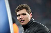 20.02.2018, Allianz Arena, Muenchen, GER, UEFA CL, FC Bayern Muenchen (GER) vs Besiktas Istanbul (TR) , <br />Thomas Dressen <br /> *** Local Caption *** © pixathlon<br /> Contact: +49-40-22 63 02 60 , info@pixathlon.de