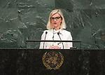 72 General Debate – 20 September <br /> <br /> Denmark,       Some kind of cooperation????????????