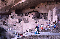 Cliff Palace, Mesa Verde National Park, Oct. '87.