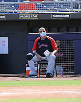 """Terry """"Tito"""" Francona, manager - Cleveland Indians 2021 spring training (Bill Mitchell)"""