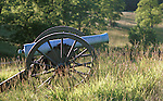 Civil war cannon in field at Battle of Gettysburg, July 1-3 1863, cannon, cannon in field, Gettysburg Pennsylvania, Gettysburg Campaign, American Civil War, Union Victory over Confederacy, Commonwealth of Pennsylvania, Penn, Penna, natives, Northeasterners, Middle Atlantic region, Philadelphia, Keystone State, 1802, Thirteen Colonies, Declaration of Independence, State of Independence, Liberty, Conestoga wagons, Quaker Province, Founding Fathers, 1774, Constitution written,