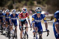 Iljo KEISSE (BEL/Deceuninck-Quick Step)<br /> <br /> Stage 6: Peynier to Brignoles (176km)<br /> 77th Paris - Nice 2019 (2.UWT)<br /> <br /> ©kramon