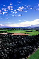 Hualalai Resort, No. 12, Big Island, Hawaii.  Architect: Jack Nicklaus