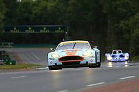#8 ROALD GOETHE (GB) / STUART HALL (GB) - ASTON MARTIN / DBR9 / 2006 GT1B