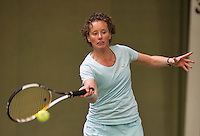 March 7, 2015, Netherlands, Hilversum, Tulip Tennis Center, NOVK, Debby Haak (NED) <br /> Photo: Tennisimages/Henk Koster