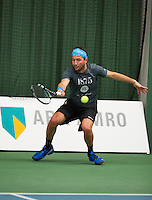 18-01-14,Netherlands, Rotterdam,  TC Victoria, Wildcard Tournament, ,Dennis Kockx (NED)<br /> Photo: Henk Koster