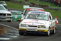 1992 British Touring Car Championship #78 Bobby Verdon-Roe (GBR). Ecurie Ecosse Vauxhall. Vauxhall Cavalier GSi.