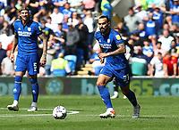 28th August 2021; Cardiff City Stadium, Cardiff, Wales;  EFL Championship football, Cardiff versus Bristol City; Marlon Pack of Cardiff City