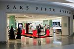 United Arab Emirates, Dubai: BurJuman shopping Mall. Front of exclusive department store
