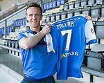 St Johnstone Players Sponsors Night…10.05.18<br />Chris Millar<br />Picture by Graeme Hart.<br />Copyright Perthshire Picture Agency<br />Tel: 01738 623350  Mobile: 07990 594431