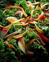 Chefs salad.