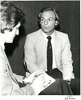 Photos d'archives de Guy Lafleur, 1981<br /> PHOTO : Agence Quebec Presse