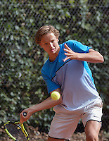 Hilversum, Netherlands, August 10, 2016, National Junior Championships, NJK, <br /> Photo: Tennisimages/Henk Koster