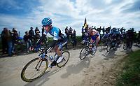 Paris-Roubaix 2012 ..Andreas Klier