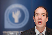 """*** NO FEE PIC***.16/12/2011.Anthony Romero Executive Director American Civil Liberties Union (ACLU).during the """"The Future of Human Rights Global Techniques Securing Local Impact"""" international seminar at The Westbury Hotel, Dublin..Photo: Gareth Chaney Collins"""