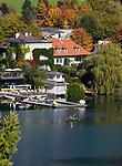 AUT, Oesterreich, Kaernten, Millstaetter See, Seeboden: am Westufer des Sees | AUT, Austria, Carinthia, Lake Millstatt, Seeboden: at the West banks