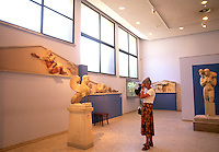 Ancient Greece Acropolis Parthenon Museum in Athens Greece