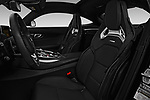 Front seat view of 2016 Mercedes Benz AMG-GT AMG-GT-S 3 Door Coupe Front Seat  car photos