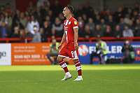 Tom Nichols of Crawley Town during Crawley Town vs Sutton United, Sky Bet EFL League 2 Football at The People's Pension Stadium on 16th October 2021