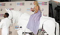 LOS ANGELES, CA - NOVEMBER 24: Lady Gaga arriving at the 2013 American Music Awards held at Nokia Theatre L.A. Live on November 24, 2013 in Los Angeles, California. (Photo by Celebrity Monitor)