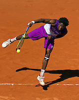 25-05-11, Tennis, France, Paris, Roland Garros, Gael Monfils