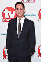 Dave Vitty<br /> at the TV Choice Awards 2018, Dorchester Hotel, London<br /> <br /> ©Ash Knotek  D3428  10/09/2018