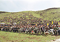 Iraq 1996.Celebration of Nowruz ,march 21st near Salaheddin with personalities: Franso Hariri, Fawzi Assad....<br /> Irak 1996.Celebration de Nowruz, le 21 mars, Apres de Salaheddin avec des personnalites: Franso Hariri, Fawzi Assad...<br /> .......عیراق 1996 ، 21 ی مارس، نیزیکی سه لاحه ددین جیژنی نه وروز له گه ل که ساییه تی : فرانکو حه ریری، فه وزی ئه سه د