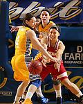 Indiana University at South Dakota State University Women's Basketball
