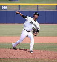 Jojanse Torres - Peoria Javelinas - 2019 Arizona Fall League (Bill Mitchell)