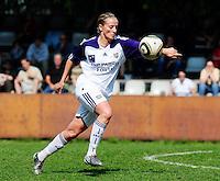 RSC Anderlecht Dames - Standard Femina : Standard kampioen 2010 - 2011 : Marijke Callebaut.foto DAVID CATRY / Vrouwenteam / Loft6