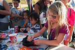 during the 14th annual National Night Out event in Carson City, Nev. on Tuesday, Aug. 2, 2016. Photo by Kevin Clifford/Nevada Photo Source