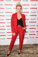 lucy Fallon<br /> at the Inside Soap Awards 2017 held at the Hippodrome, Leicester Square, London<br /> <br /> <br /> ©Ash Knotek  D3348  06/11/2017