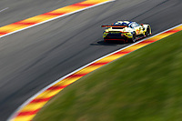 #98 ASTON MARTIN RACING (GBR) - ASTON MARTIN VANTAGE AMR – LMGTE AM - PAUL DALLA LANA (CAN) / AUGUSTO FARFUS (BRA) / MARCOS GOMES (BRA)