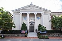 Holy Trinity Catholic Church, Georgetown, Washington DC, USA.
