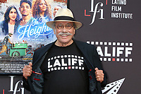 LOS ANGELES - JUN 4:  Edward James Olmos at the In The Heights Screening -  LALIFF at the TCL Chinese Theater on June 4, 2021 in Los Angeles, CA