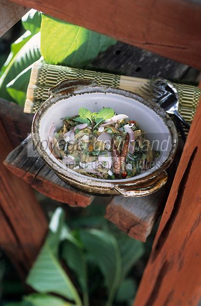 """Asie/Thaïlande/Petchabun : Soupe de bambou - Recette du restaurant de """"l'Imperial Phu Kaew Resort"""""""