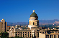 Capitol Building, Renaissance Revival style, Salt Lake City, Utah