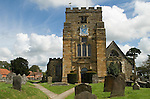 Goudhurst Kent Uk. St Marys church The Weald of Kent. 2016  2010s UK