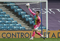Max O'Leary of Bristol City throws the ball during Millwall vs Bristol City, Sky Bet EFL Championship Football at The Den on 1st May 2021