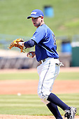 June 14th 2008:  Brandon Hamilton of the West Michigan Whitecaps, Class-A affiliate of the Detroit Tigers, during a game at Fifth Third Ballpark in Comstock Park, MI.  Photo by:  Mike Janes/Four Seam Images