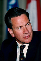 Michael Portillo in 1998 photo by Pierre Roussel / Images Distribution