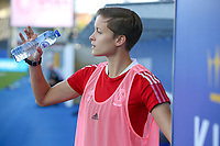 Maurane Marinucci (7) of Standard pictured during the warm up before a female soccer game between Oud Heverlee Leuven and Standard Femina de Liege on the third matchday of the 2021 - 2022 season of Belgian Womens Super League , Sunday 5 th of September 2021  in Leuven , Belgium . PHOTO SPORTPIX.BE   SEVIL OKTEM