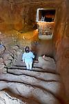 Cave of John the Baptist in Tzuba