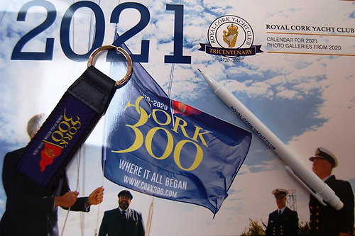 Gifts for members from the Royal Cork Yacht Club